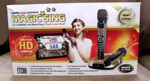 MAGIC SING KARAOKE SYSTEM in Kingwood, Texas