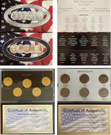 Coin Collection: State Quarters in Naperville, Illinois