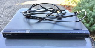 Sony DVD Player in Glendale Heights, Illinois