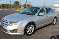 2012 Ford Fusion SE - Clean Title in Pasadena, Texas