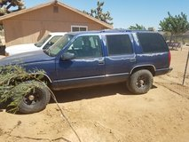 99 Chevy Tahoe 1500 4×4 in Yucca Valley, California