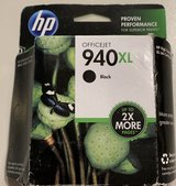 HP 940XL ink NEW Sealed in Bolingbrook, Illinois