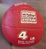 Power Systems DuraSoft Med-Ball 4 lb. in Plainfield, Illinois