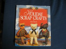 Holiday Scrap Crafts DIY Book in Kingwood, Texas