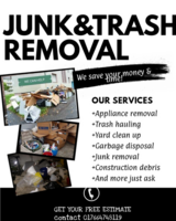 ALL DAY TRASH&JUNK&BULK REMOVEL SERVICE&FREE ESTIMATE in Ramstein, Germany
