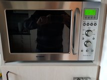 Microwave Oven with Grill and Convection in Spangdahlem, Germany