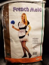 French Maid Costume and Dorthy Shoes (7.5) in Okinawa, Japan