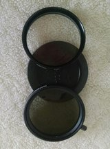 Lot of (2) Tiffen and Promaster 49mm Circular Filters in Lawton, Oklahoma