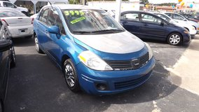 2009 NISSAN VERSA AUTO LOW MILES ~ BLOWOUT~ in Camp Lejeune, North Carolina