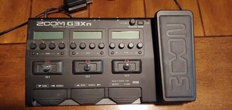 Zoom G3Xn Multi-Effects Processor in Macon, Georgia