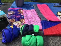 sleeping bags in Chicago, Illinois