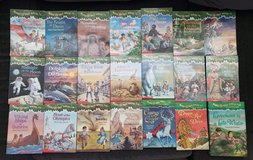 Set of 21 Magic Tree House Paperback Books -  #1-#16, # 23-24, #29, #37 & #43 in Fairfield, California