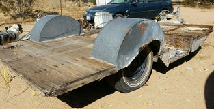 Trailer-Make your own Trash Trailer or Tear Drop in 29 Palms, California
