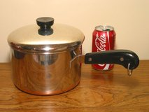 EARLY Revere Ware 3-Qt Covered Saucepan in Bartlett, Illinois