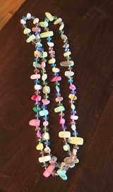 Multi Colored Necklace in Yorkville, Illinois