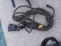 Climbing stick and HSS lifeline in Fort Campbell, Kentucky