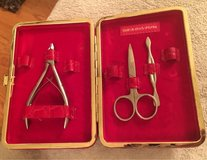 Partial Manicure Set With Case in Naperville, Illinois