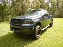 2005 F150 XLT 4WD SuperCab in Wilmington, North Carolina