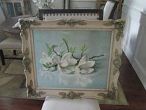 magnolia painting in Beaufort, South Carolina