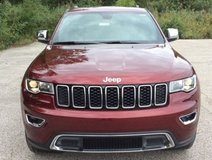 2019 Jeep Grand Cherokee Limited 4x4 in Ramstein, Germany