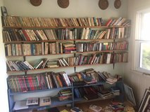 Giant Collection of Books in Warner Robins, Georgia
