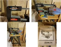 """Delta 16"""" Variable Speed Scroll Saw in Naperville, Illinois"""