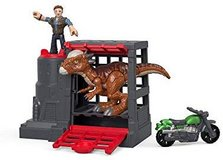 Imaginext jurassic park new in Plainfield, Illinois