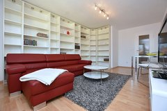 Stuttgart Downtown *** FURNISHED *** New 1BR Apartment Stuttgart Mitte in Stuttgart, GE