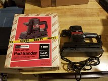 Craftsman Pad Sander in Naperville, Illinois