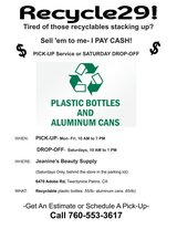 Recyclable Pick-Up Service in 29 Palms, California