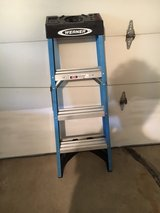 Werner 4' Step Ladder in Glendale Heights, Illinois