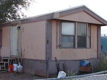 1984 - Mobile home and lot, 2 Br, 1 Ba, Eileen Acres in Alamogordo, New Mexico