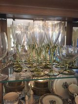 32 pc papyrus by rosenthal crystal in DeRidder, Louisiana