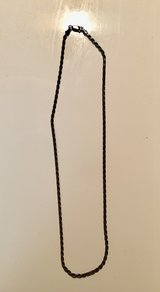 Black Chain Necklace in Westmont, Illinois