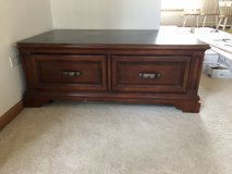 Universal Furniture coffee table and end table in Joliet, Illinois