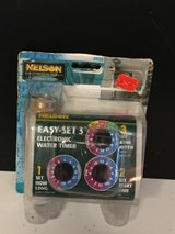 NEW Sealed Nelson Easy Set 3 Electronic Water Timer in Westmont, Illinois