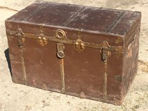 Old Steamer Trunk in Bolingbrook, Illinois