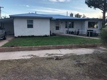 3 Bedroom/1Bath home for sale in Alamogordo, New Mexico