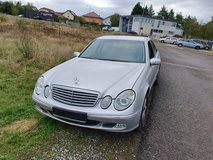 MERCEDES BENZ E240 AUTOMATIC NEW INSPECTION only 84,000 miles in Ramstein, Germany