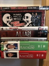 Various TV Show DVDs in Okinawa, Japan
