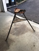 Ridgid 450 tristand with chain vice in Wiesbaden, GE