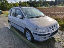 HYUNDAI Matrix AUTOMATIC NEW INSPECTION 2004 only 65.000 miles LEDER in Ramstein, Germany