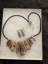 Earrings & necklace in Orland Park, Illinois
