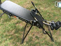 Adjustable Inversion Table: Goodbye Back pain! in Beaufort, South Carolina