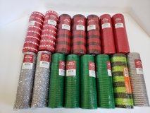 "15 rolls DECO MESH 10"" X 30"" MAKER'S HOLIDAY * YOU CHOOSE in Naperville, Illinois"