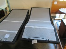 Linak of Denmark Adjustable XL Twin Bed Base in Westmont, Illinois