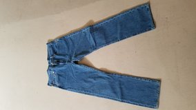 Jeans in Fort Riley, Kansas