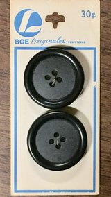 2 Large Buttons in Chicago, Illinois