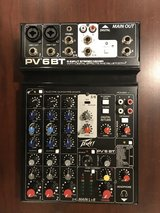 Peavey PV6BT Bluetooth Mixer in Glendale Heights, Illinois