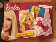 Barbie Memory Game in Naperville, Illinois